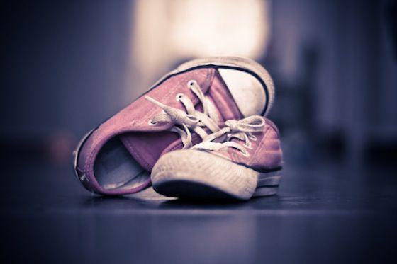 ¿ Por qué es malo para los niños usar zapatos heredados ?