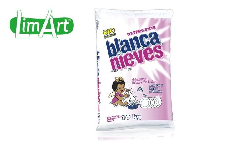 Detergente Blanca Nieves