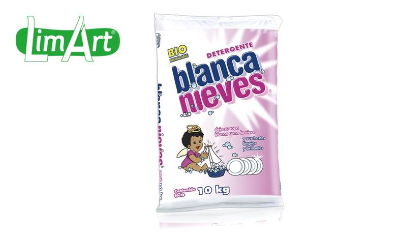 Detergente Blanca Nieves Industrial FED´S S.A. de C.V.