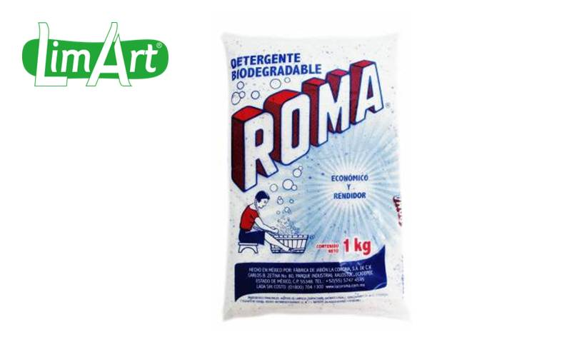 Detergente Roma Industrial FED´S S.A. de C.V.