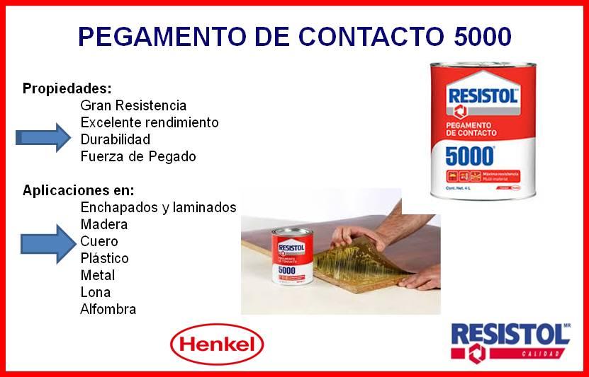 PEGAMENTO 5000